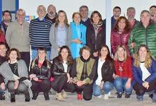 Graduados y graduadas de Sociales compartieron reencuentro y recuerdos