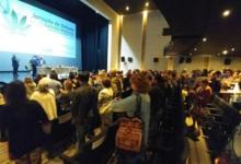 Formación internacional en Cannnabis Medicinal y charla abierta.