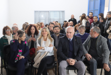 Se inauguró el Centro Cultural Universitario de Olavarría