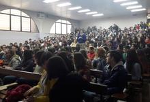 Económicas inició curso Digital e Introductorio a la Vida Universitaria
