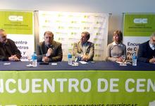 FCH presente en encuentro de Centros CIC en Mar del Plata