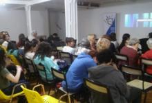 Cine debate organizado por Lenguas UNICEN y Biblioteca Rivadavia
