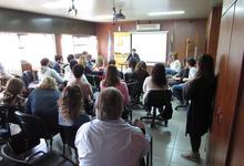 Visitó Humanas el coordinador de Posgrados de CLACSO
