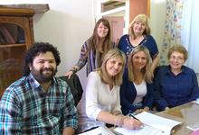 Convenio entre FACSO e Instituto de Formación Docente