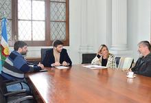 Acuerdo entre Facso y municipio en materia de inclusión digital