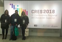 FACSO en la Conferencia Regional de Educación Superior