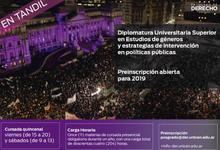 Derecho abre en Tandil Diplomatura en género y políticas públicas