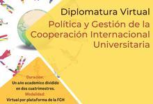Diplomatura en Política y Gestión de la Cooperación Internacional