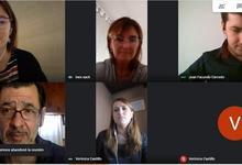 Capacitación Virtual Relaciones Internacionales - Rectorado