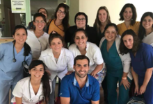ESCS: 50 nuevos graduados en carreras de Enfermería y Medicina