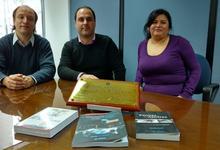 Editorial Unicen junto a la Biblioteca de los Trabajadores