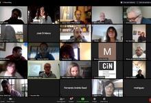 Editorial Unicen en la gestión de la Red Editoriales Universitarias