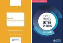 Editorial UNICEN actualiza y reedita varias colecciones