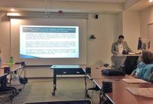 Docente de FACSO en XIV Simposio de Investigación Etnográfica