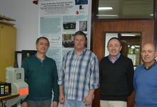 Reconocimiento a docentes en Congreso de ingeniería ferroviaria