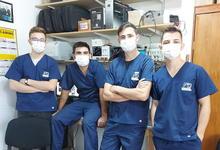 Facultad de Ingeniería: Guardianes del equipamiento médico en el Hospital