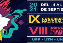Congreso Nacional y VIII Jornadas de Extensión del Mercosur