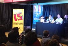 Exitosa participación de Editorial UNICEN en Feria del Libro