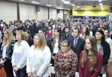 Nuevos graduados de Ciencias Salud, Ingeniería y Ciencias Sociales