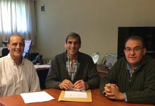Veterinarias y UNMdP cooperarán en posgrados agropecuarios