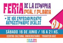 Nueva Feria de la Economía Social el sábado, por el Día del Padre
