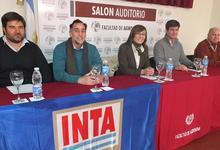 Jornada en Agronomía sobre gestión de envases vacíos de fitosanitarios