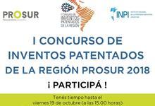 Vinculación y Transferencia convoca a concurso de inventos PROSUR