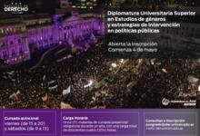 Inscripción en Diplomatura en Género y Políticas Públicas