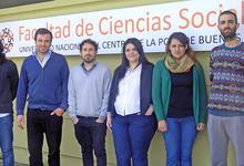 Grupo de Estudios Socioculturales del Conflicto premiado por la CIC