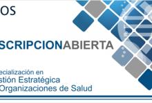 Gestión Estratégica de Organizaciones de Salud