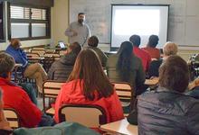 Doctor de CONICET de la UNC disertó sobre Arqueología Digital