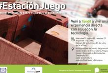 """Del 19 al 23 de julio se realizará """"Estación Juego"""""""