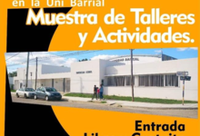 Universidad Barrial realiza muestra de Talleres y Actividades