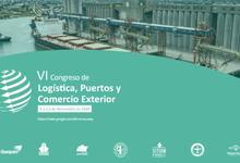 Del 4 al 6, VI Congreso de Logística, Puertos y Comercio Exterior