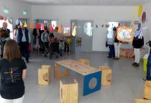 Ciencias Humanas y la Universidad Barrial inauguraron la Ludoteca