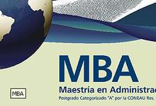 Reunión sobre Maestría en Administración de Negocios