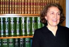 UNICEN entrega Honoris Causa a la profesora Noemí Lidia Nicolau