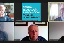 Tassara en panel sobre Capacidades Científicas en la emergencia