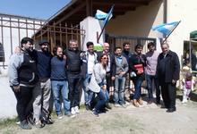 Unicen inauguró su Punto de Extensión de Cerro Leones