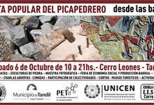 Expectativa de cara a la Fiesta Popular del Picapedrero en Cerro Leones