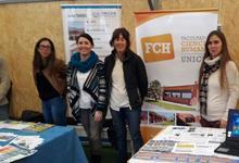 Cada vez más escuelas bonaerenses visitan el campus de la Unicen