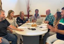 Económicas, Exactas y Veterinarias en un proyecto para agroindustria