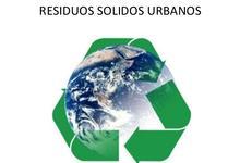 """""""Residuos Sólidos Urbanos: regulación y experiencias locales"""""""