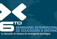 Seminario Internacional de Educación a Distancia