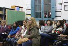 Jornada de Educación Sexual Integral en la ENES