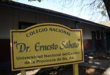 Escuela Sábato: más del 95% de sus egresados sigue estudios superiores