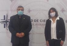 Ciencias de la Salud eligió Decano y Vicedecana