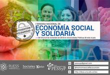 FACSO: primera Semana Nacional de Economía Social y Solidaria