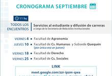 Humanas y Quequén en Elegí estudiar en UNICEN, este jueves, desde Meet