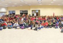600 estudiantes de secundario pasaron por Sociales en Acción